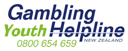 Gambling Helpline - Youth